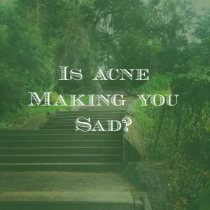acne sad