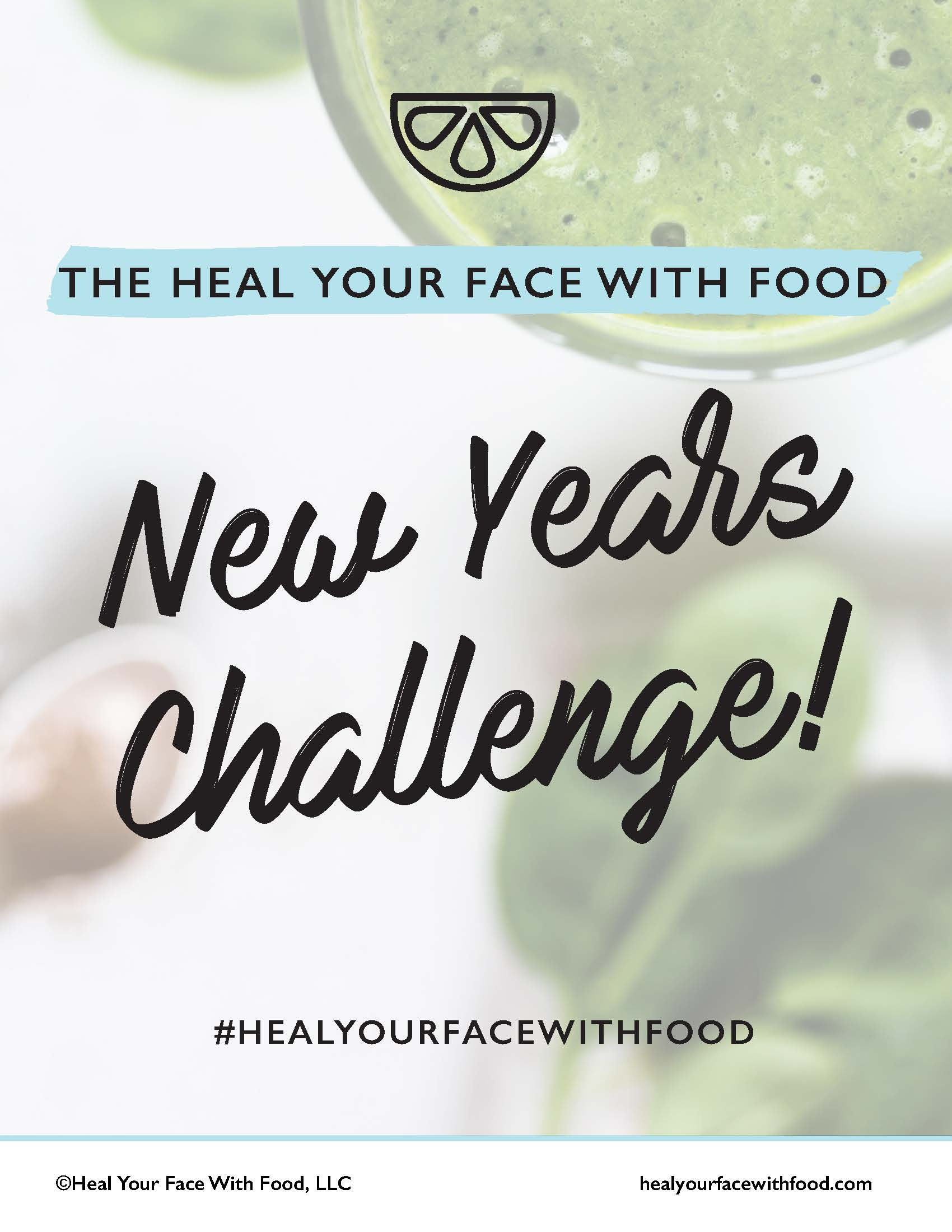 Heal Your Face With Food