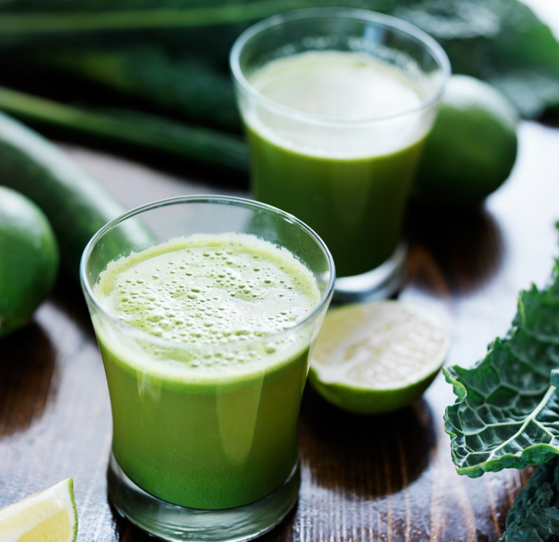 green smoothies for clear skin